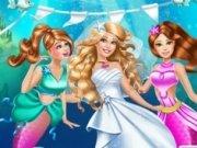 Sirena Barbie Mireasa