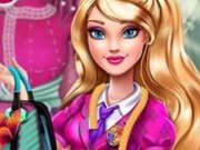 Barbie Elsa Parada Fashion