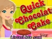 Cumpara ingredientele necesare si gateste o prajitura cu ciocolata