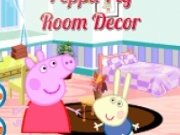 Peppa Pig decoratiuni noi in casa