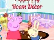 Peppa Pig decoratiuni noi in casa