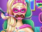 Super Barbie la Dentist