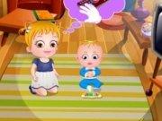 Bebelusul Baby Hazel si OZN-ul