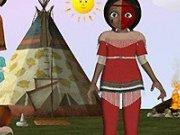 Imbraca printesa tribului
