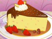Decoreaza felia de tort