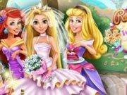 Petrecerea de nunta a lui Rapunzel