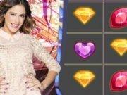 Potrivire diamante cu Violetta