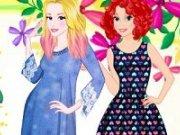 Secrete de frumusete cu Aurora si Ariel