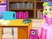 Printesa Juliet Blocata la scoala
