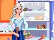 Curatenie in frigiderul lui Elsa