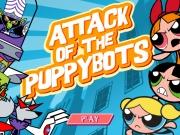 Fetitele Powerpuff: Atacul Puppybots