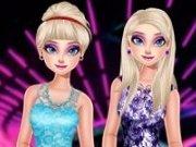 Elsa Look de petrecere