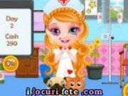 Vindeca animale in spitalul lui Barbie