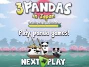 Aventura ursilor Panda in Japonia