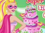 Tort pentru ziua lui Super Barbie