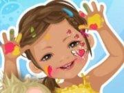 Artist Picturi pe fata