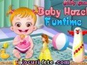 Joc cu Bebelusul Hazel