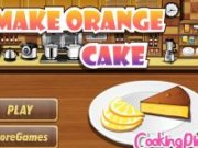 Faceti tort de portocale