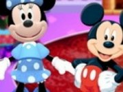 Mickey si Minnie de Anul Nou 2016