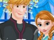 Anna si Kristoff la intalnire