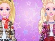 Barbie designer de moda: Jachete de piele