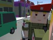 Politistul Minecraft