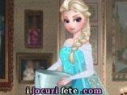 Elsa participa in campania Ice Bucket Challenge