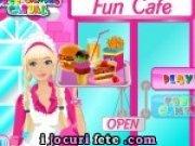 Cafeneaua si fast food-ul lui Barbie