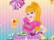 Competitia de majorete cu Super Barbie