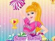Competitia de majorete cu Super Barbie