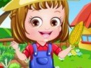 Baby Hazel fermier