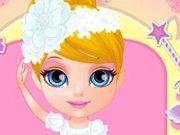 Baby Barbie costum de balerina