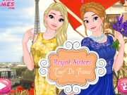 Elsa si Anna in Franta