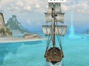Aventura de apa cu Vaporul Piratilor