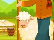 Joc de ingrijit oi la ferma animalelor