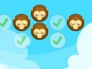 Potrivire imagini cu maimute