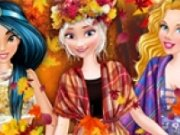 Cenusareasa, Jasmine și Elsa colege la Scoala printeselor