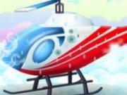 Elicopter la spalatorie