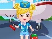 Baby Hazel Stewardesa