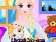 Regina Elsa naste fetita ei minunata