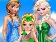 Elsa a gasit un copilas ratacit